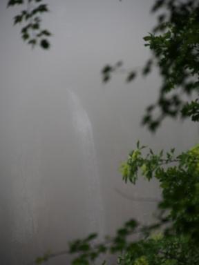 米子大瀑布 権現滝