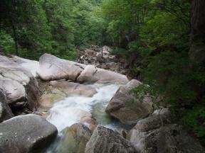 田立の滝 霧ヶ滝