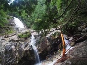 田立の滝 不動滝