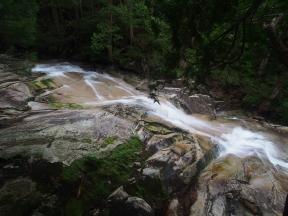 田立の滝 龍ケ瀬