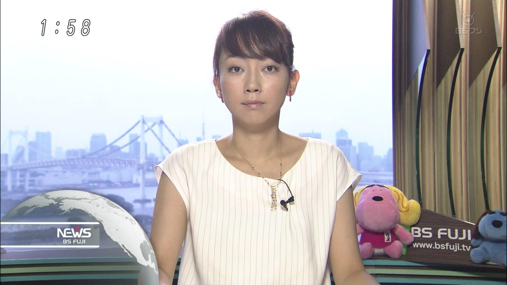 戸部洋子 BSフジニュース 0005