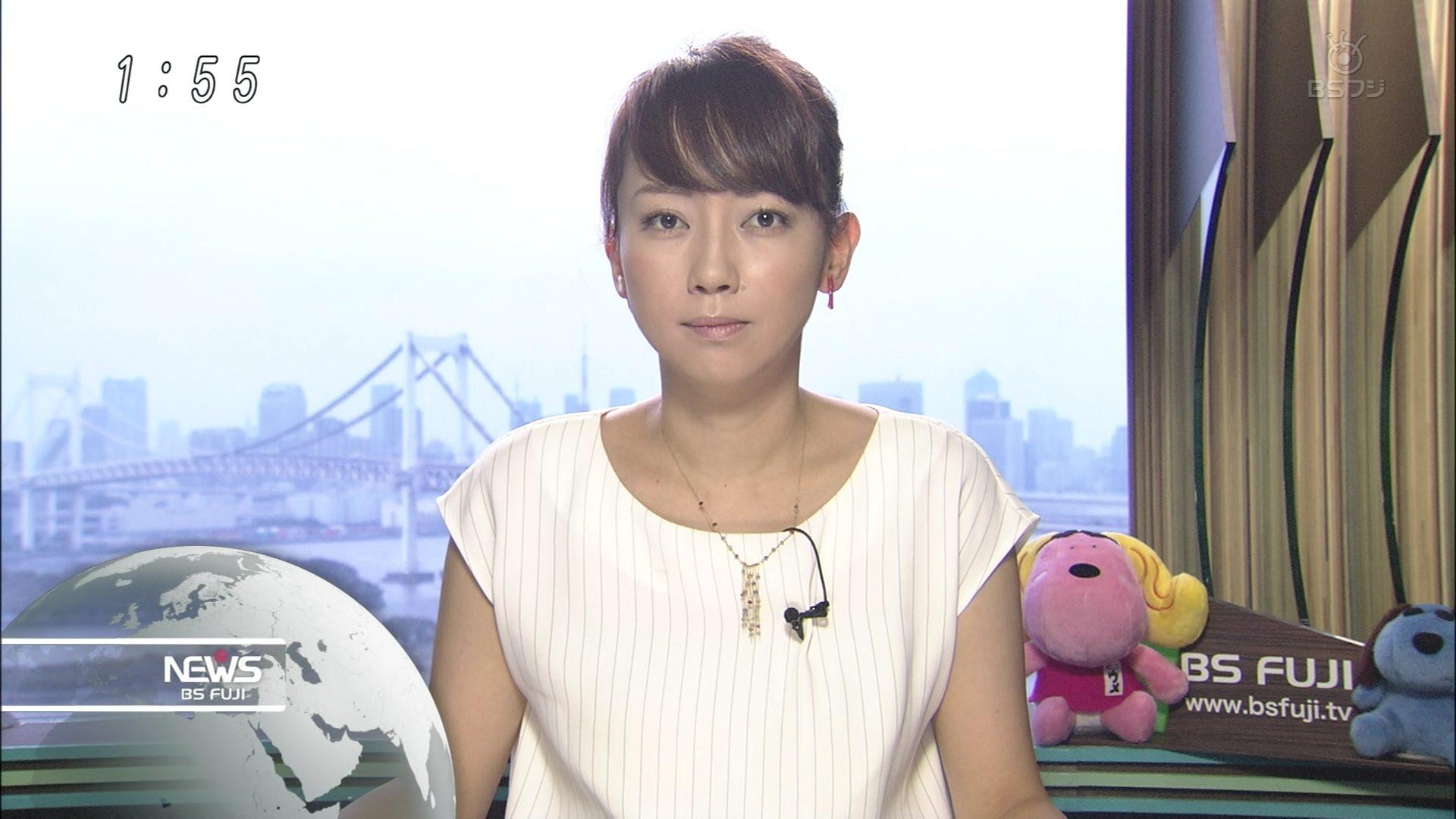戸部洋子 BSフジニュース 0003