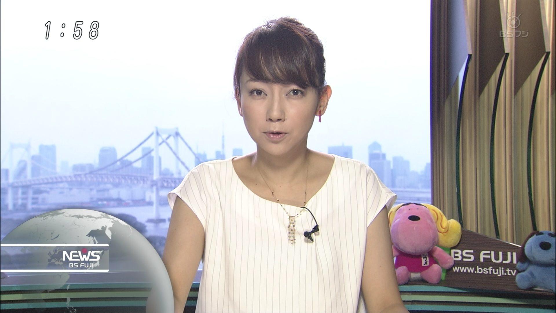 戸部洋子 BSフジニュース 0004