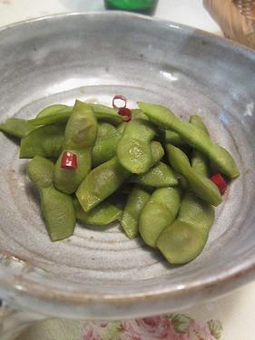 20150829 (5)ピリ辛枝豆