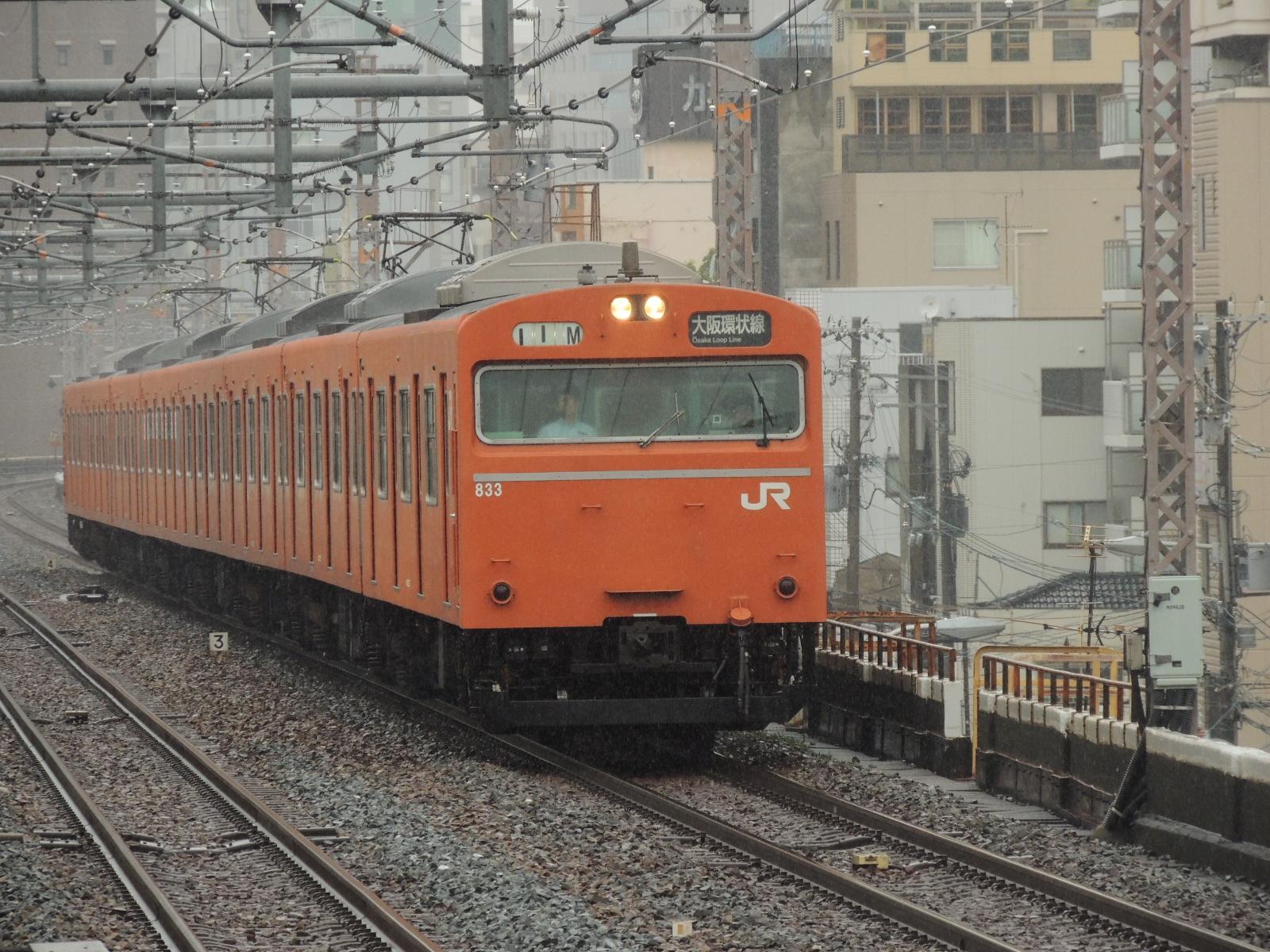 103系SA2編成 鶴橋 (2)