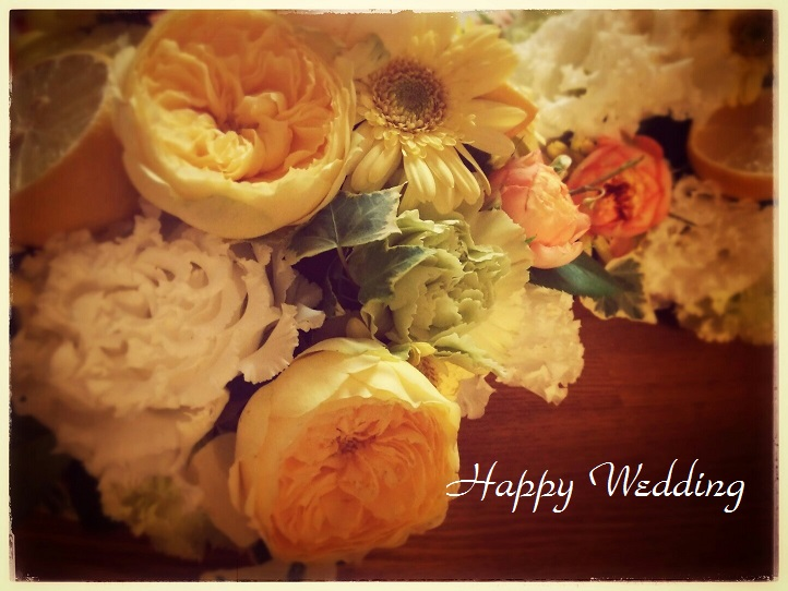 Happy Wedding①
