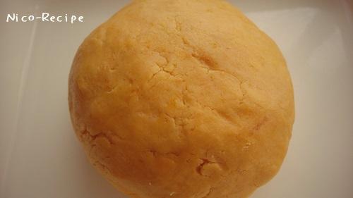 かぼちゃクッキー②