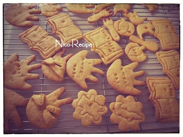 かぼちゃクッキー⑤