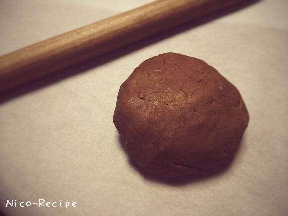 シナモンクッキー①