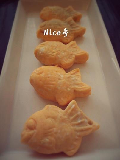 卵焼き~魚形~