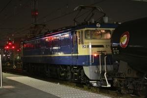夜のEF65535