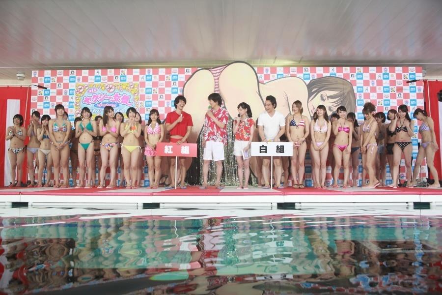 スカパー水泳大会001