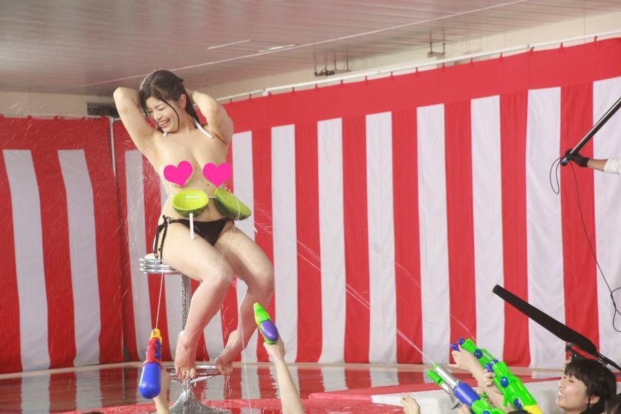 スカパー水泳大会012