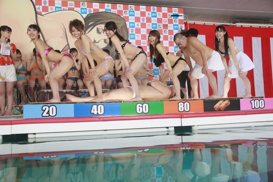 スカパー水泳大会015