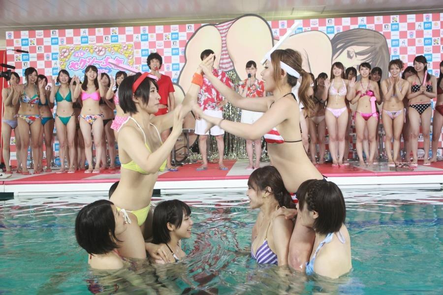 スカパー水泳大会018