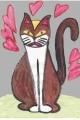4斉藤清猫版画 (5)