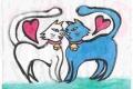 4猫カップル (1)