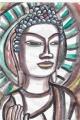 3法輪寺の薬師如来