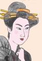 4京都浮世絵京美人夏化粧祇園井特