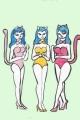 4猫のキャンディーズ