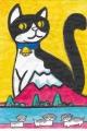 3猫と富士 (5)