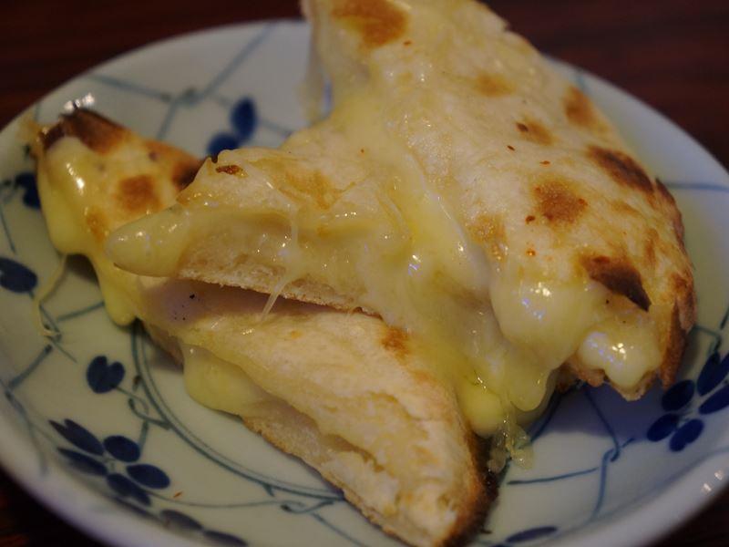 チーズのナン