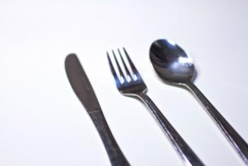 銀のスプーン