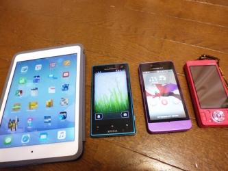 携帯&スマホ2&タブレット