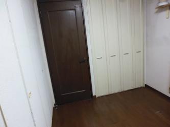 部屋ドア側