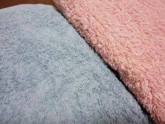 ニトリのタオルと人気タオル