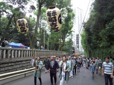 赤坂氷川神社大祭
