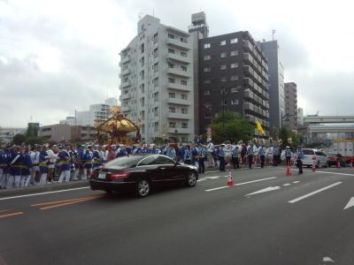富岡八幡宮大祭