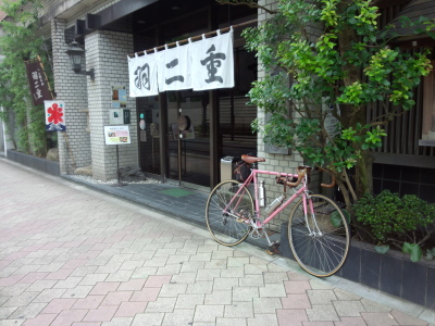 トウキョーサイクルカフェ巡り