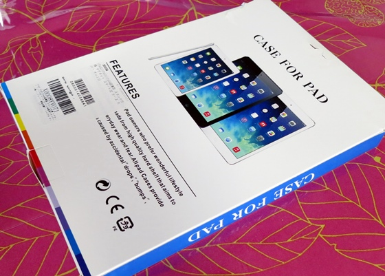 iPadケース新パッケージ