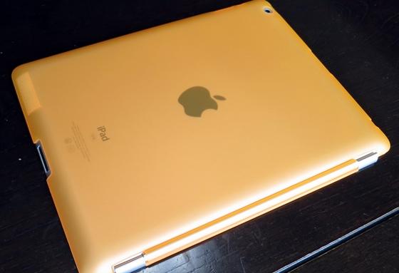 iPadケース新裏