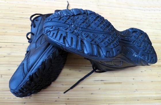 靴底修理完了