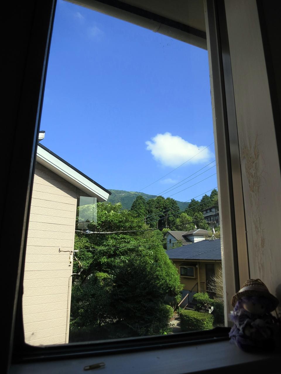 南箱根の雲-11