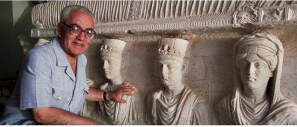 20150825パルミラ考古学者斬首