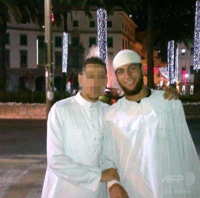 20150826モロッコ国籍のアイユーブ・ハッザーニ容疑者(25)