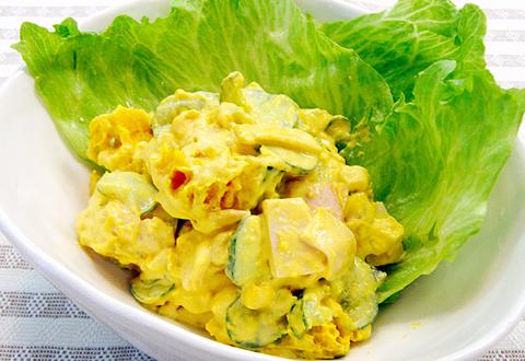 Khuluunii salad