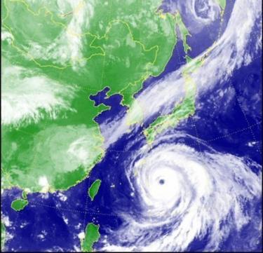 台風よ、、今年は大暴れしすぎてない?笑