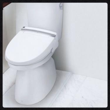 トイレの便器の形が異なる件