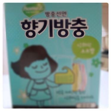 防虫剤。韓国にもございます^^