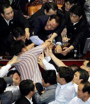 韓国国会 3