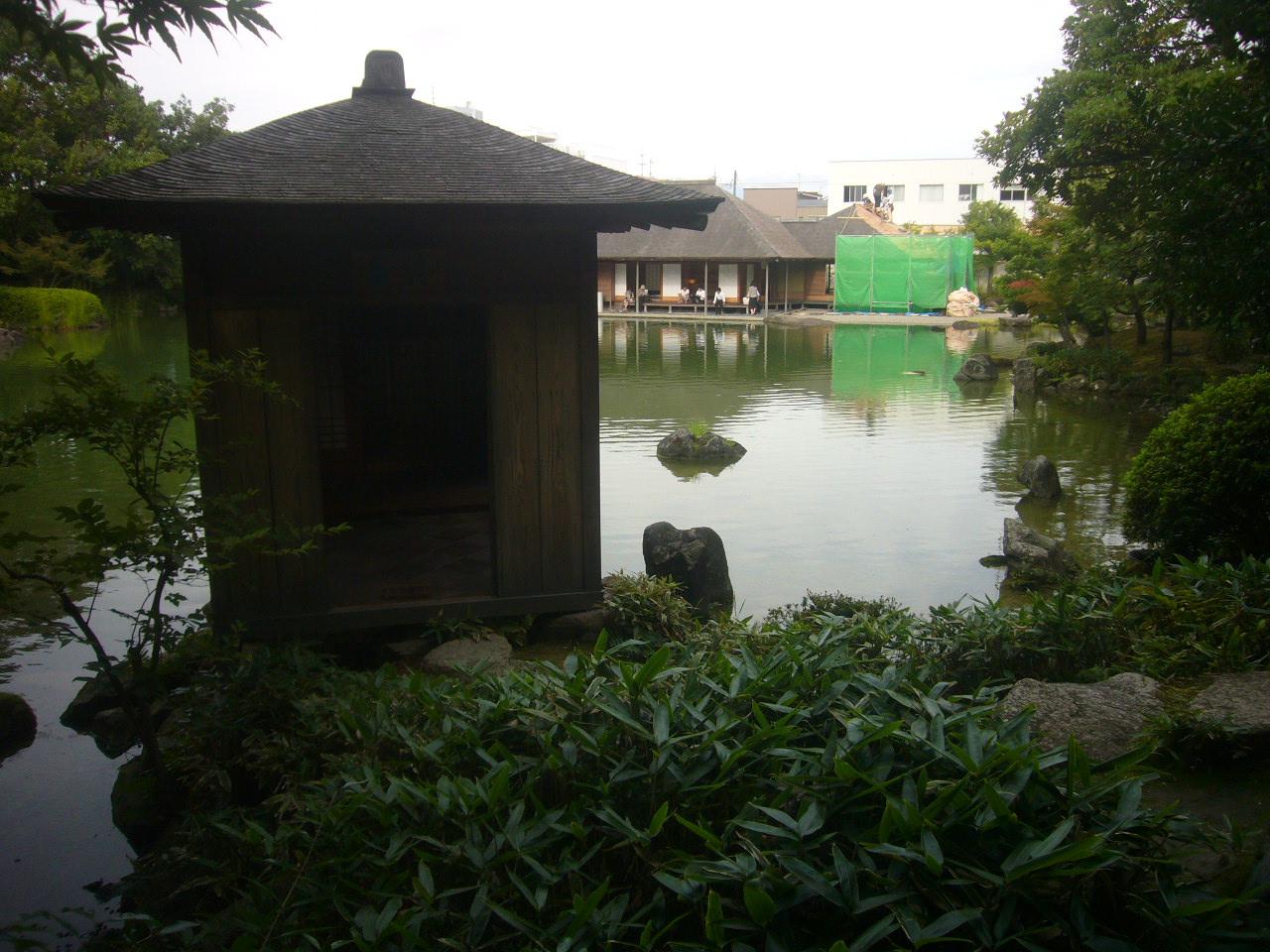 養浩館庭園 H27.9.05
