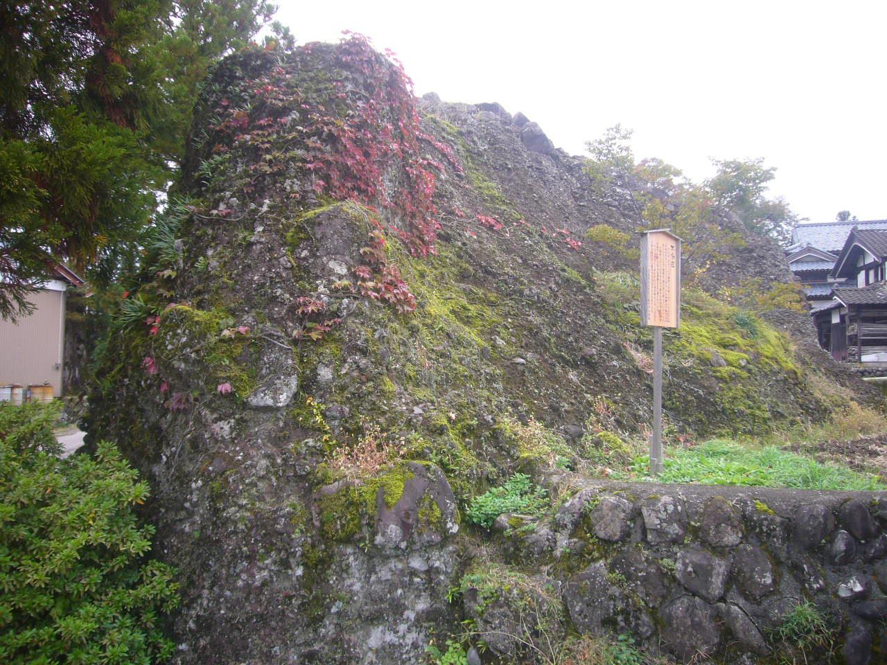 弁天岩 H27.10.12