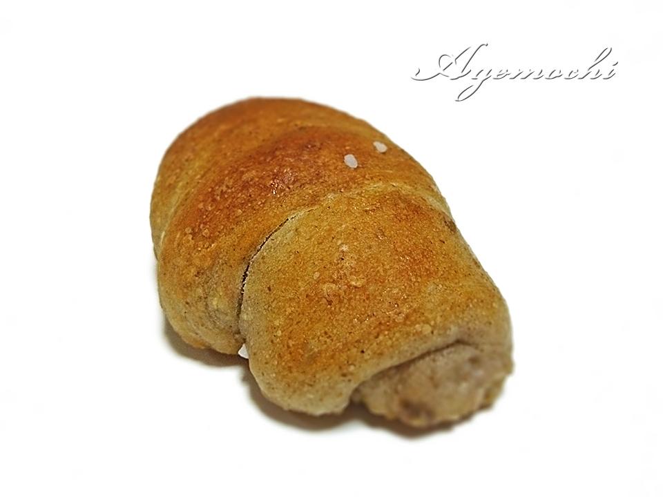胡桃塩パン