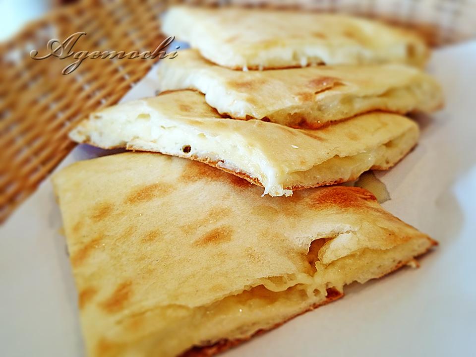 チーズナン [チーズナン・セット]