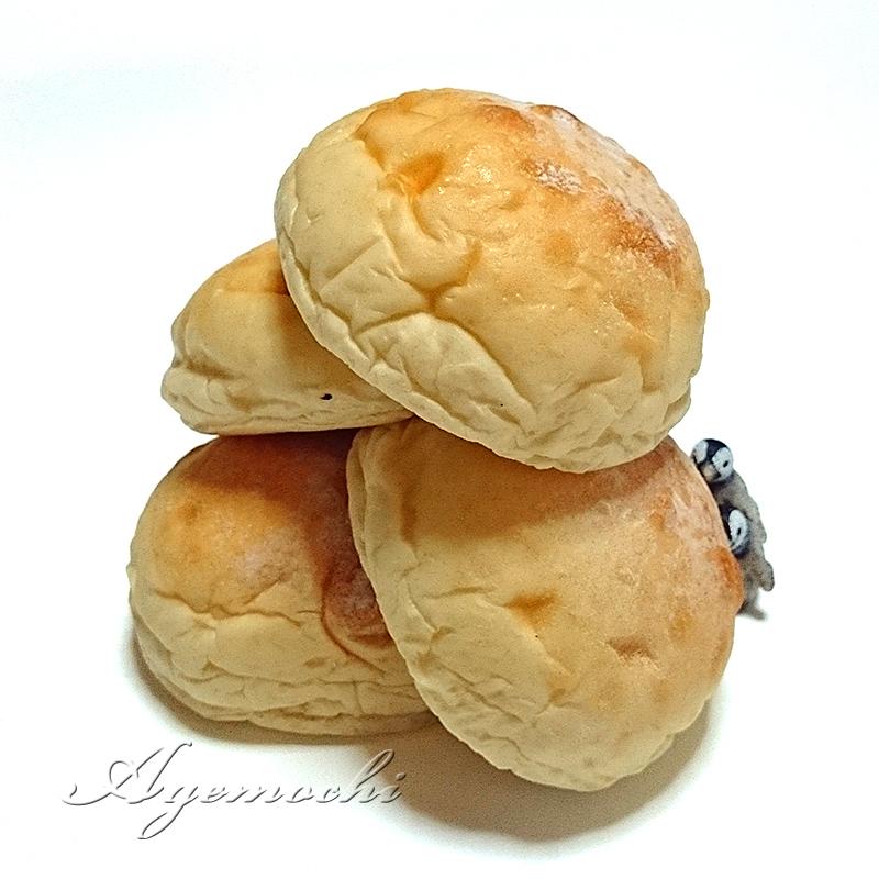 ムチムチ湯捏ねパン
