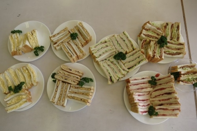サンドイッチ講習会